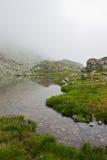 ясная гора озера Стоковые Фотографии RF