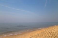 Ясная морская вода стоковые фотографии rf