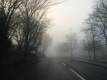 Ясная дорога Стоковая Фотография RF