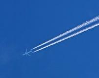 Ясная синь Стоковая Фотография RF