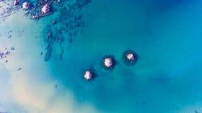 Ясная синь Стоковая Фотография
