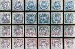 Ясная стеклянная коробка Стоковые Фото