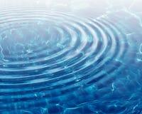 ясная cristal вода Стоковая Фотография RF