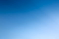 Ясное голубое небо как обои предпосылки, пастельные обои неба Стоковое Фото