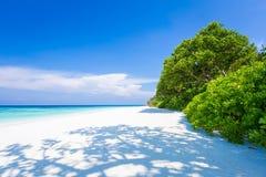 Ясное небо ясности моря Стоковое фото RF