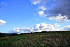 Ясное небо Стоковые Фотографии RF
