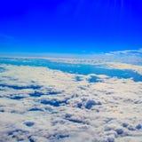 Ясное небо Стоковые Изображения