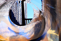 Ясное скольжение Стоковое Фото
