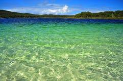 ясные воды mckenzie озера Стоковое Изображение
