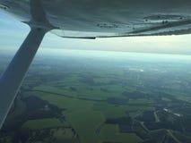 ясные небеса Стоковое Изображение RF