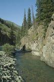 Поток 3 горы Колорадо Стоковое Изображение