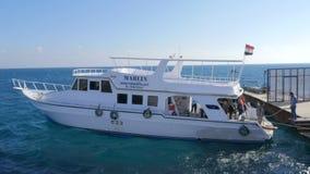 Яхта в Красном Море акции видеоматериалы