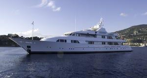 яхта демикотона Барвары Стоковое Фото