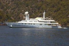 яхта доллара миллиона Стоковое Изображение RF
