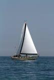 яхта залива стоковые фотографии rf
