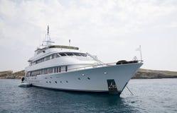 яхта залива Стоковые Изображения