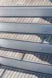 яхта лестниц Стоковое Фото