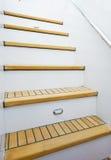 яхта лестниц Стоковая Фотография