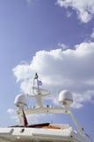 яхта моста Стоковые Изображения