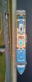 Яхта на гавани Стоковое Фото