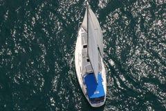 яхта Стоковое Фото