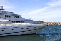 яхта Стоковые Фотографии RF