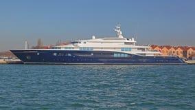 Яхта Carinthia VII Стоковая Фотография