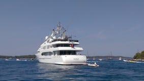 Яхта Hvar Стоковые Изображения RF