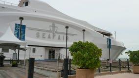 Яхта Seafair городская Майами акции видеоматериалы