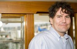 яхтсмен Стоковое фото RF
