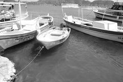 Яхты в Анталье Стоковые Изображения RF