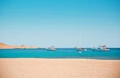 яхты моря Стоковое Фото