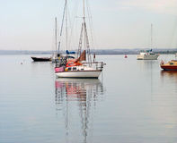 яхты Стоковые Фото