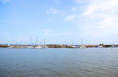 яхты Стоковые Фотографии RF