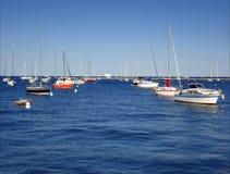 яхты chicago Стоковое фото RF