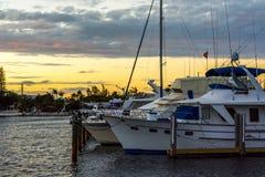 Яхты Key West Стоковая Фотография RF