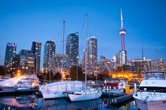 Яхт-клуб Торонто Стоковая Фотография