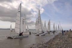 Яхт-клуб Dee стоковая фотография rf