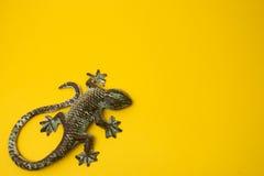 ящерица предпосылки Стоковая Фотография RF
