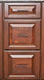 ящики шкафа Стоковая Фотография RF