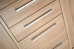 ящики шкафа Стоковое Изображение RF