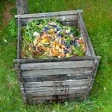 Ящик компоста Стоковое фото RF