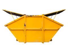 Ящик отбросов производства & x28; dumpster& x29; для муниципальных отходов или industria стоковые фото