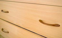 ящик регулирует деревянное Стоковая Фотография RF