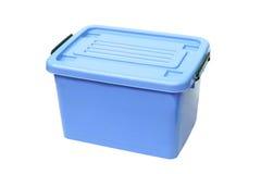 Ящик для хранения пластмасового контейнера Стоковое Изображение