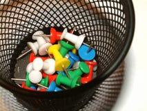 Ящик Pin Стоковые Фото