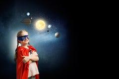 Я буду астронавтом стоковые фотографии rf