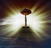 Ядерная бомба Стоковая Фотография