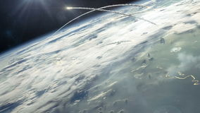 Ядерная война от орбиты