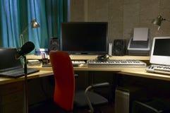 Ядровая редактируя комната Стоковая Фотография RF